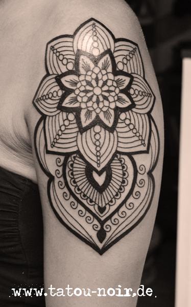 Blackwork Tattoo